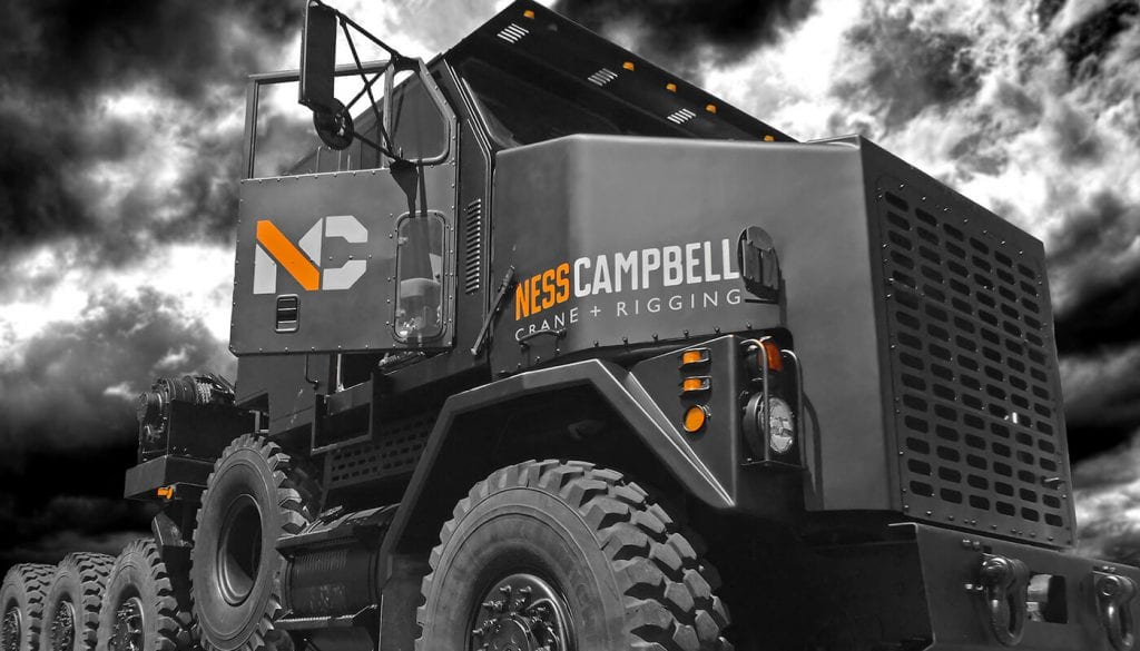 Specialty Hauling NessCampbell