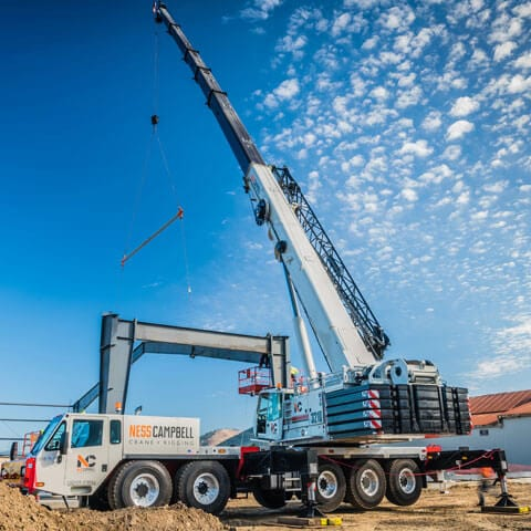 Truck-Crane