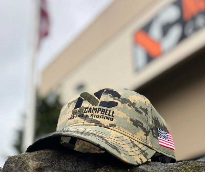 Camo Hat Giveaway NessCampbell