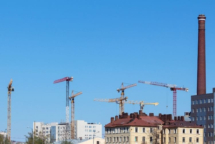 How to Choose a Crane for Your Project