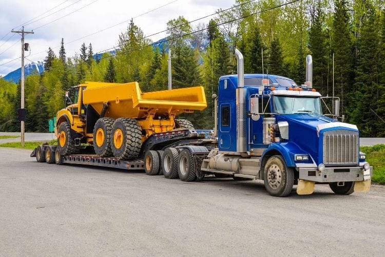 Best Practices for Transporting Heavy Equipment