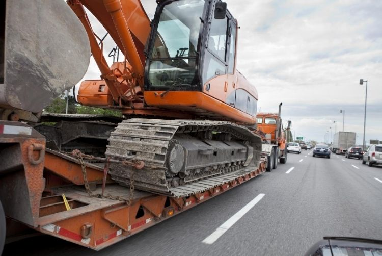 DOT Tie-Down Requirements for Heavy Hauling